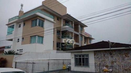Imagem 1 de 15 de Apartamento Com 2 Dormitórios ( Sendo 1 Com Suíte ) Centro - Biguaçu - Ap2291