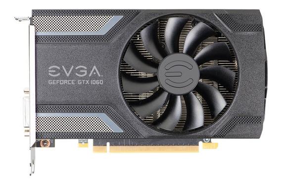 Placa De Video Nvidia Gtx 1060 3gb Gddr5 Evga In Box Outlet