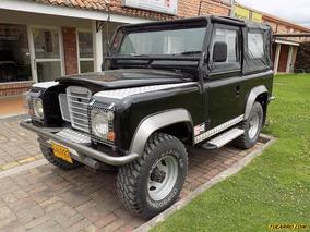 Land Rover Santana Cabinado 4 Cil Gsl