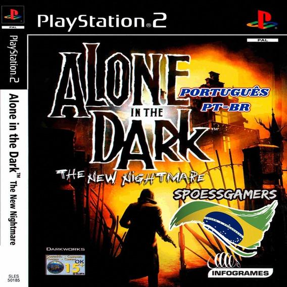 Alone In The Dark Ps2 The New Nightmare Dublado Patch
