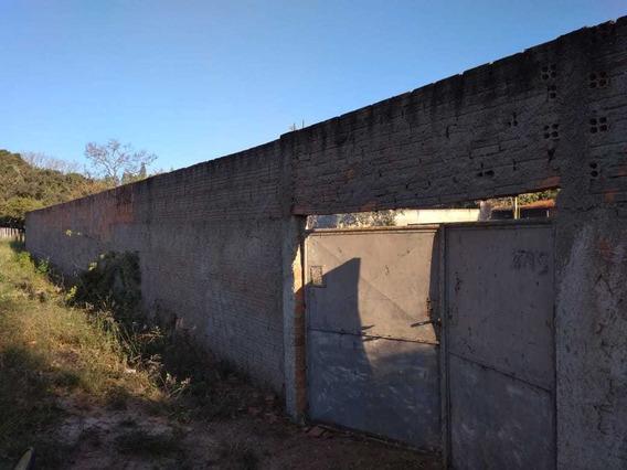 Chácara Inacabada 2000m², 3 Quartos, Piscina, Em Itirapina