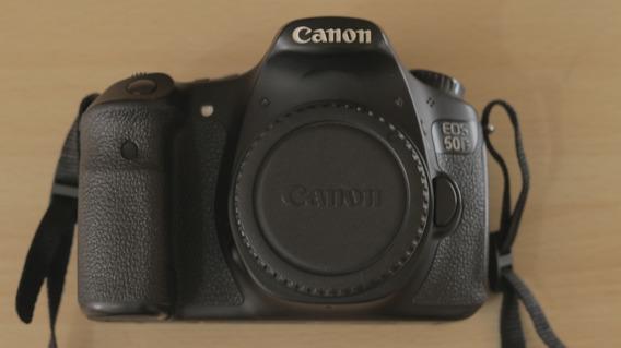 Canon Eos 60d (corpo)