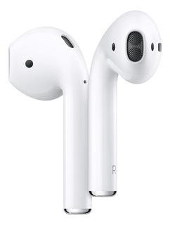 Fone de ouvido sem fio Apple AirPods branco
