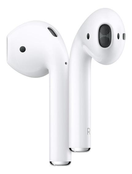 Fone de ouvido inalámbricos Apple AirPods branco