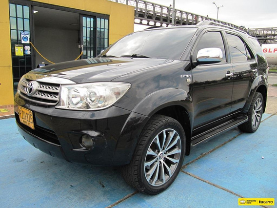 Toyota Fortuner Sr5 2700cc At Aa