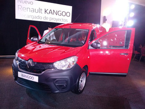 Renault Kangoo Familiar Plan Argentina 2018l!!