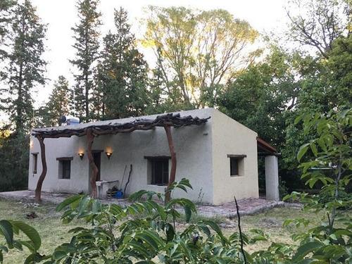 Casa En  Venta  En  San Javier ..preciosa!!traslasierra