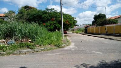 Terreno A Venda No Bairro Bacaxá Em Saquarema - Rj. - 3035-1