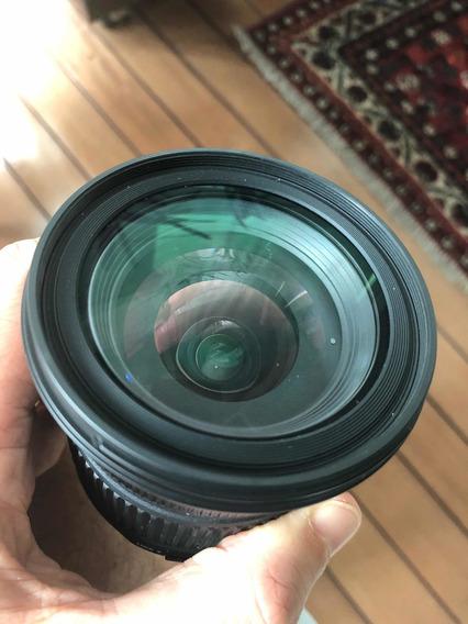 Lente Sigma Dc 17-70mm 1:2.8-4.5 - Nikon