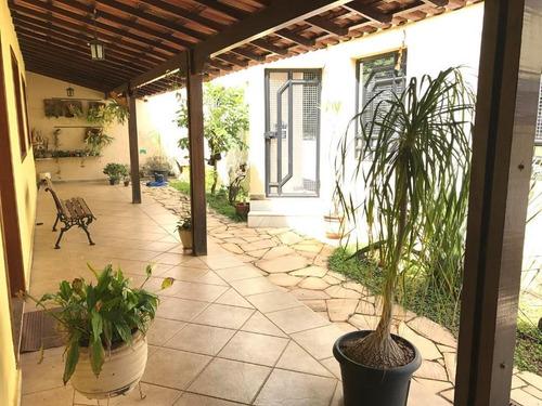 Casa Com Loja À Venda Três Barras Contagem. - Ibh1013