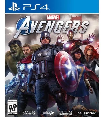 Imagen 1 de 1 de Preventa Marvels Avengers Playstation 4