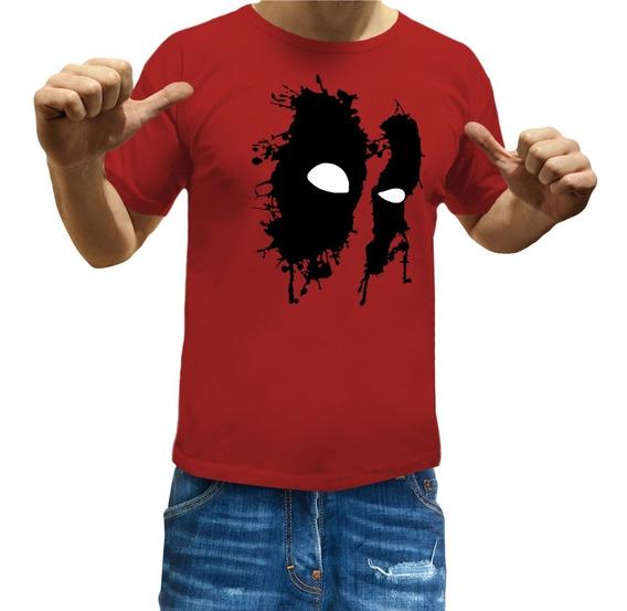Remeras Deadpool Comic Superheroe