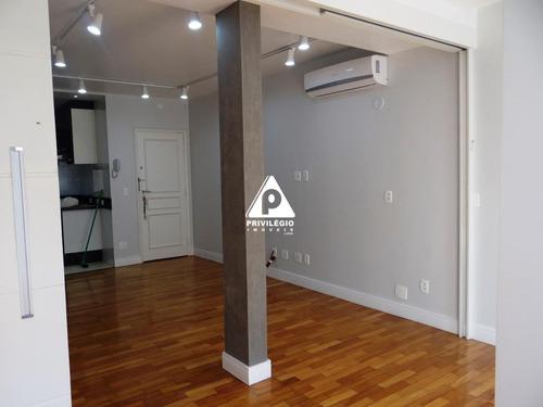 Apartamento À Venda, 2 Quartos, 1 Suíte, 2 Vagas, Copacabana - Rio De Janeiro/rj - 25809