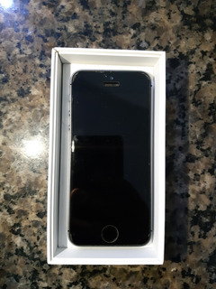 iPhone 5s 32gb Cinza Espacial