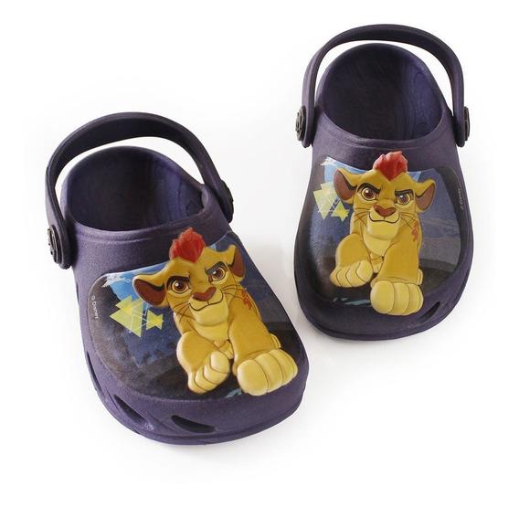 Babuche Ventor Baby Rei Leão Lion Guard Disney Original