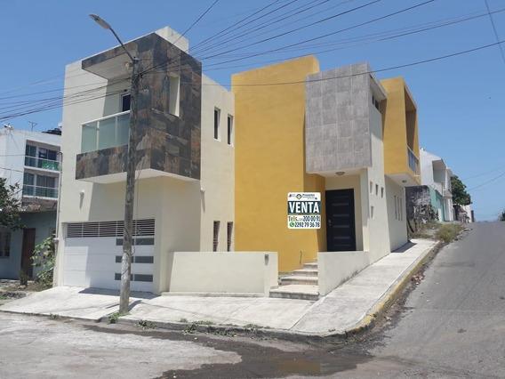Casa En Venta Boca Del Rio, Veracruz