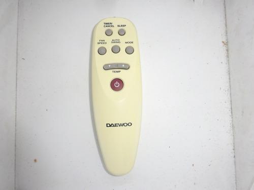 Imagen 1 de 4 de Control Minisplit Aire Daewoo  Seminuevo Original