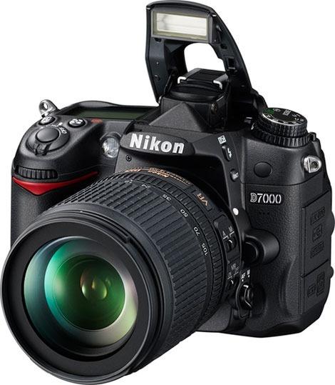 Câmera Nikon D7000 Com Bateria E Carregador
