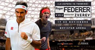 Roger Federer Vs Alexander Zverev | Platea Alta Corner