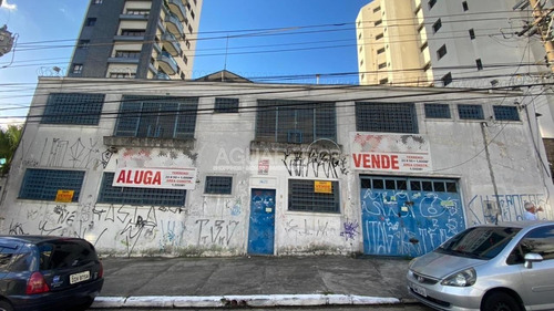 Galpão Á Venda E Para Aluguel Em Vila Gomes Cardim - Ga000568
