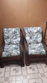 Vendo Cadeira De Descanso Com Almofada Impermeavel