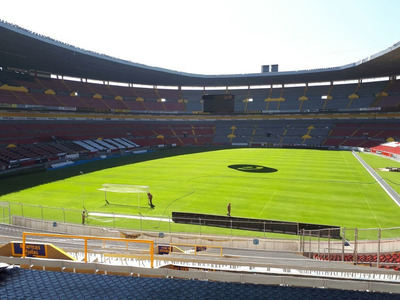 Palco Con Excelente Vista En Estadio Jalisco