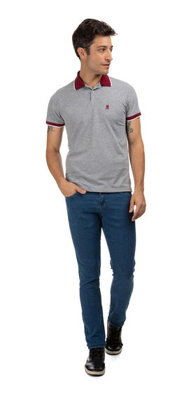 Camisa Polo Regular Polo Wear 35528