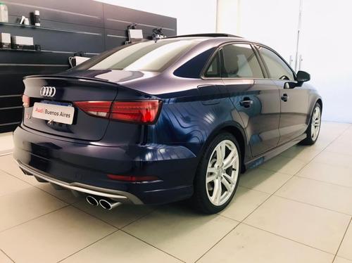 Audi S3 Sedan 2.0 Tfsi Stronic Quattro 310cv 2018*