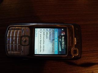 Nokia N70 1 Desbloqueado Coleção Celular