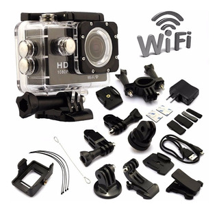 Camara Sport Cam Anart® Wifi Sj4000 12mp 170 Full Hd1080p