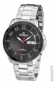 Relógio Champion Masculino Ca31177t Original + Nf