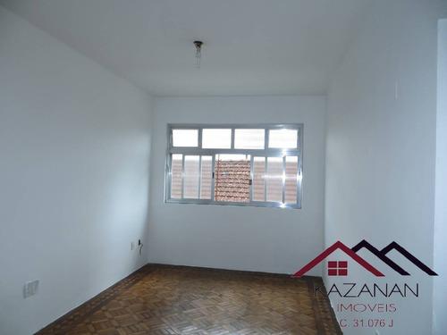 Imagem 1 de 12 de Apartamento 1 Dormitório - Campo Grande - Santos - 3981