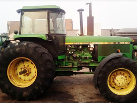 Tractores John Deere 3350,4240-s,4650,4955 De 115 A 230 Hp