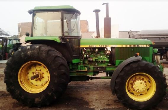 Tractores John Deere Importados Desde Europa 90 Hasta 300 Hp
