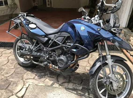 Bmw F650gs Motor 798cc Modelo 2012