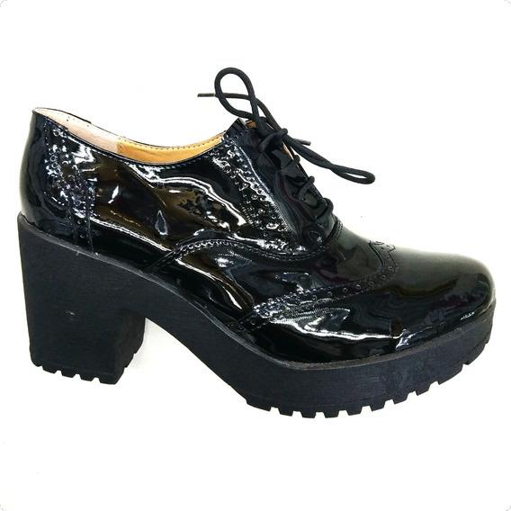 Zapato Bostoneano Tacon, Pachuco