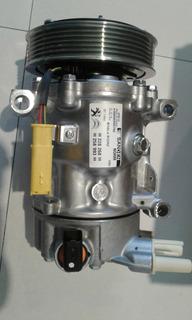 Compresor De A/ac Peugeot 208/2008 - 1.6 Vti Y 1.45 Tu4