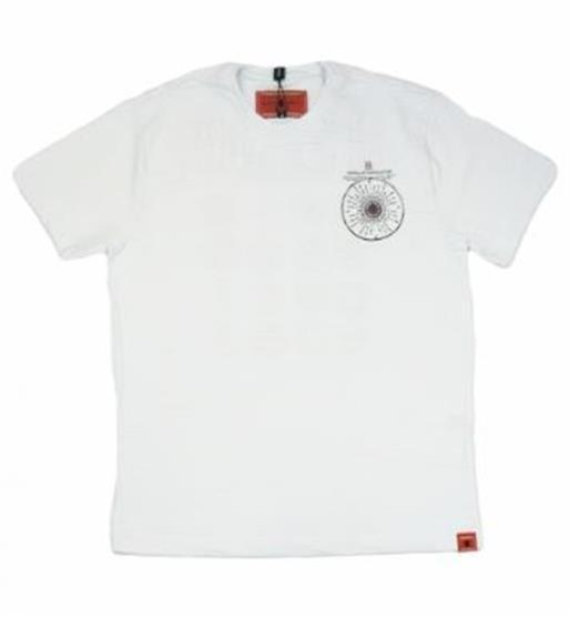 Camiseta T-shirt O Lifestyle Mc Branca