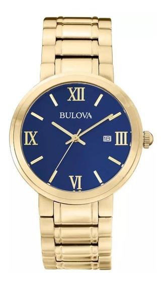 Relógio Bulova Unissex Classic Dourado - Wb26146z