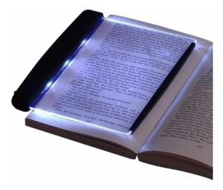Panel Led Para Lectura Libros Noche Luz Led