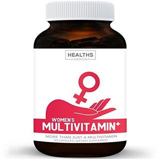 De La Mujer Multivitamínico Vitaminas Y Minerales Más Energí