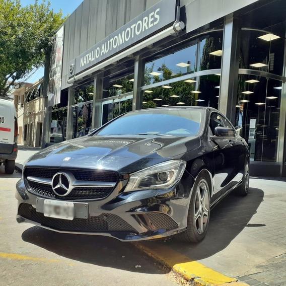 Mercedes Benz Cla 200mercedes - Benz Cla 200 Año: 2014 Km: 4