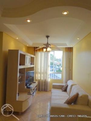 Apartamento Residencial Em São Paulo - Sp, Jd. Amaralina - Ap00746