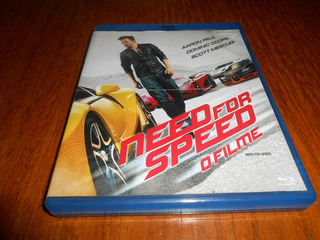 Filme Bluray Need For Speed.