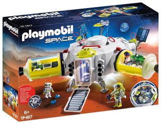Playmobil 9487 Estación Espacial De Marte