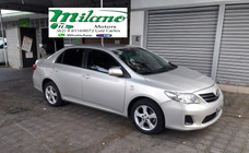 Toyota - Corolla - 1.8 Gli, Prata - 2012 / 2013 - Á/g