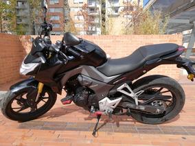Vendo Hermosa Moto Honda Cb190 Como Nueva