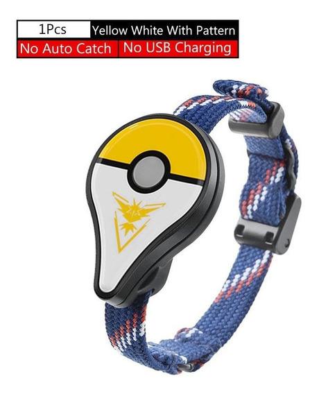 Amarelo Padrão Branco - Alloyseed Auto Catch Para Pokemon Go