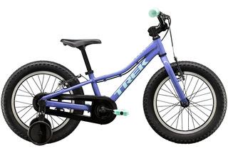 Bicicleta Trek Precaliber Rodado 16 De Aluminio