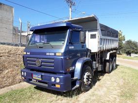 Vw 23220 2006 6x2 Caçamba